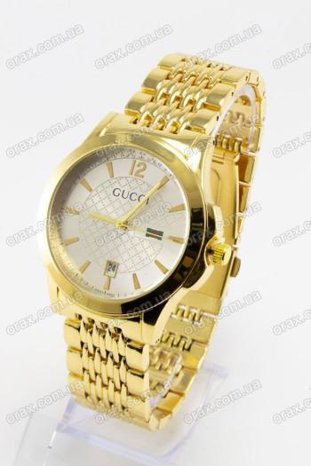 Купить Мужские наручные часы Gucci (код: 15543)