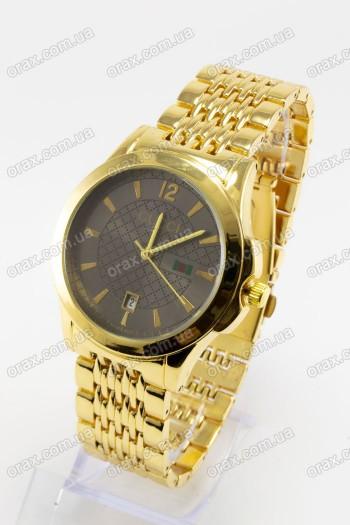 Купить Мужские наручные часы Gucci (код: 15545)