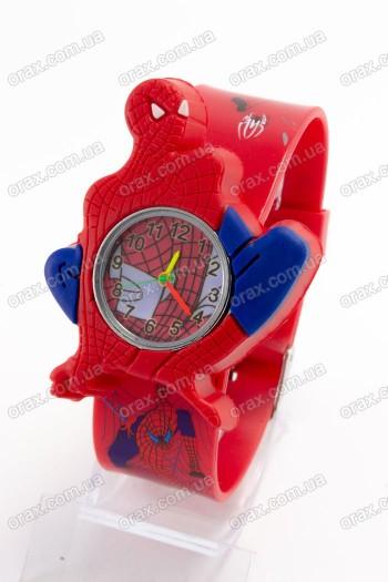 Купить Детские наручные часы Spider-man (код: 15553)