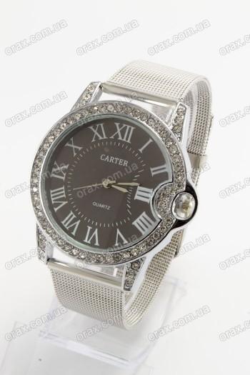 Купить Женские наручные часы Cartier (код: 15585)