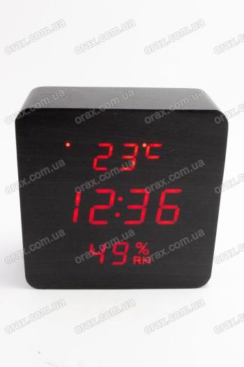 Купить Электронные настольные часы VST-872S (код: 15597)