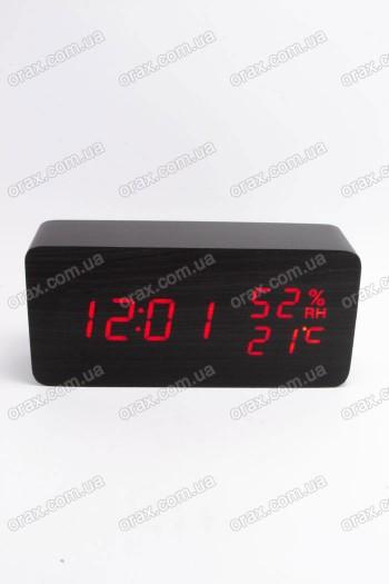 Купить Электронные настольные часы VST-862S (код: 15599)