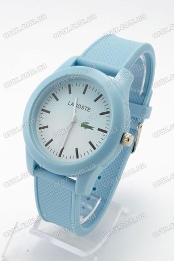 Купить Спортивные наручные часы Lacoste (код: 16200)