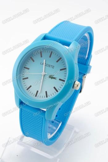 Купить Спортивные наручные часы Lacoste (код: 16201)