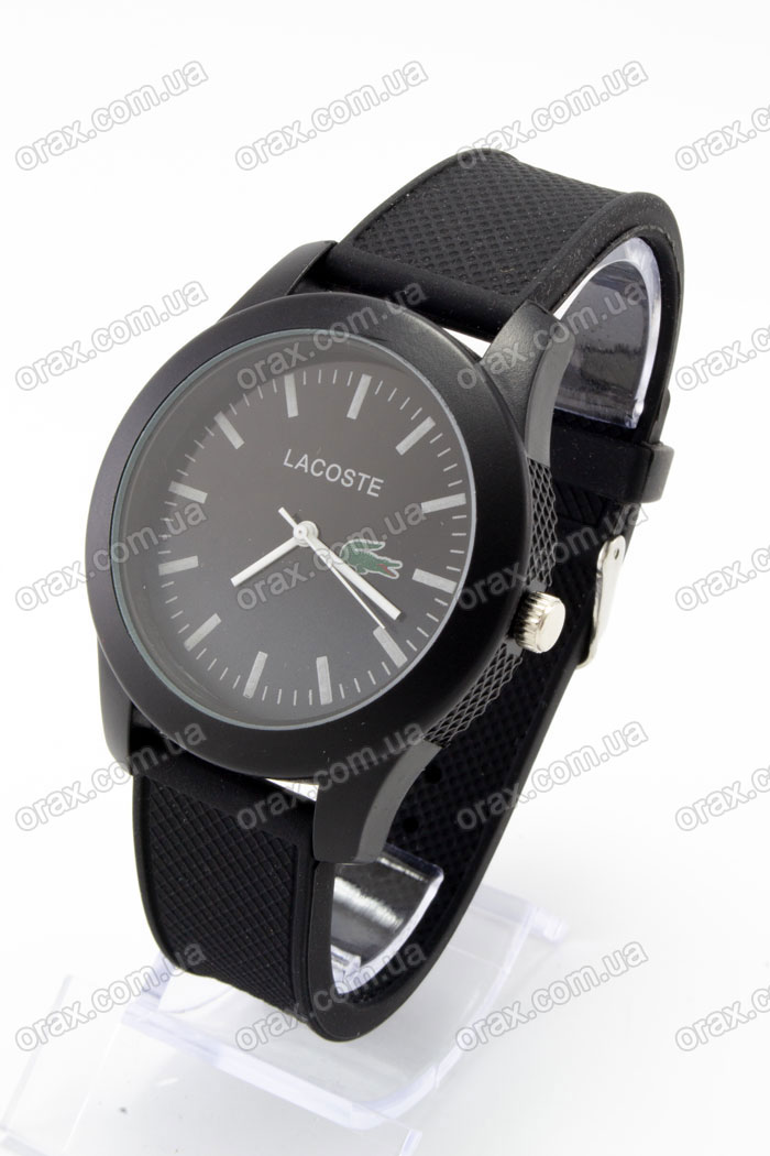 Купить Спортивные наручные часы Lacoste (код: 16202)