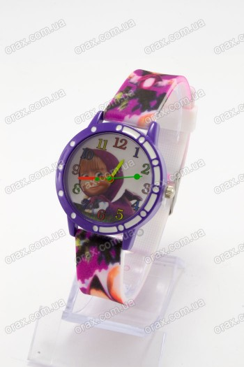 Купить Детские наручные часы Маша и Медведь (код: 16240)