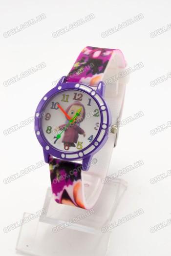Купить Детские наручные часы Маша и Медведь (код: 16252)