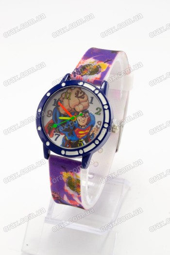 Купить Детские наручные часы Super-man (код: 16254)