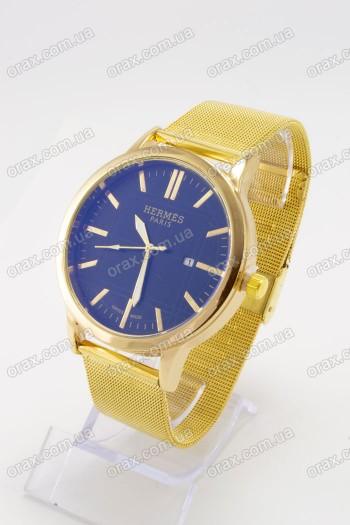 Купить Мужские наручные часы Hermes (код: 16289)