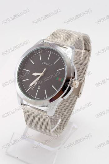 Купить Мужские наручные часы Gucci (код: 16295)
