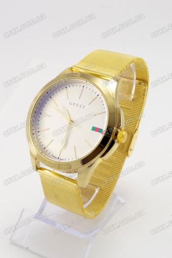 Купить Мужские наручные часы Gucci (код: 16296)