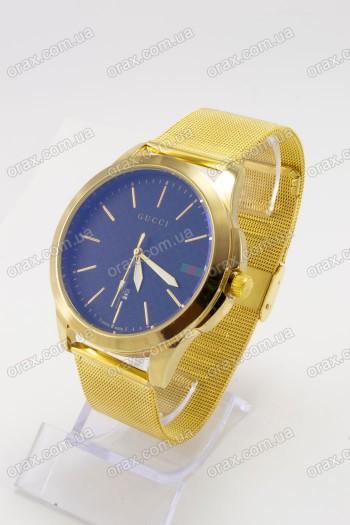 Купить Мужские наручные часы Gucci (код: 16297)