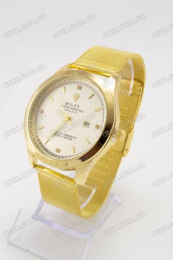 Мужские наручные часы Rolex (код: 16300)