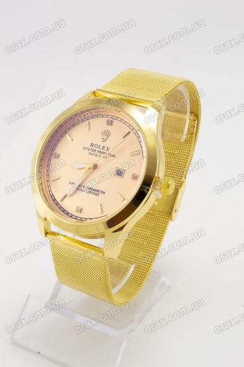 Мужские наручные часы Rolex (код: 16301)