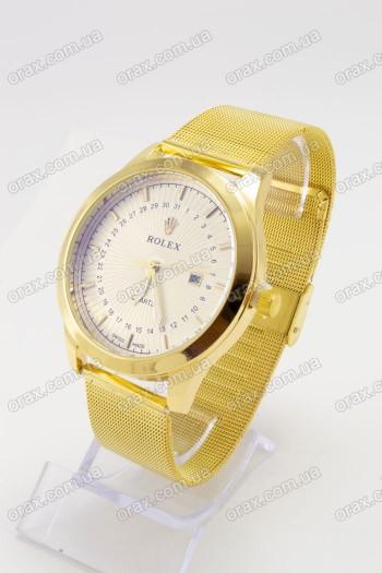Мужские наручные часы Rolex (код: 16304)
