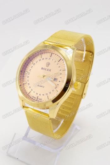 Мужские наручные часы Rolex (код: 16305)