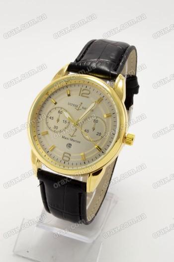Купить Мужские наручные часы Ulysse Nardin (код: 16457)