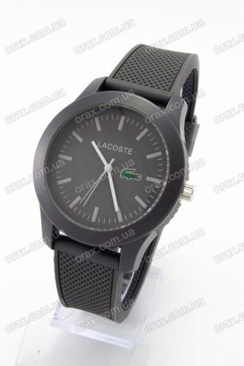 Купить Спортивные наручные часы Lacoste (код: 16513)