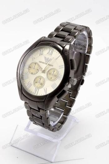 Купить Мужские наручные часы Emporio Armani (код: 16587)