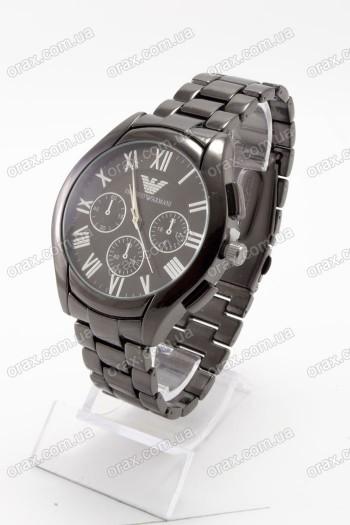Купить Мужские наручные часы Emporio Armani (код: 16588)