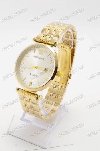 Купить Женские наручные часы Emporio Armani (код: 16593)