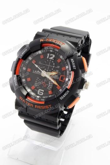 Купить Спортивные наручные часы Lasika K-Sport (код: 16626)