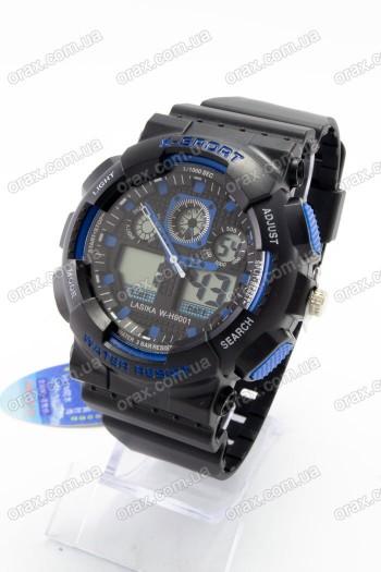 Купить Спортивные наручные часы Lasika K-Sport (код: 16628)