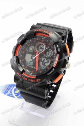 Купить Спортивные наручные часы Lasika K-Sport (код: 16629)