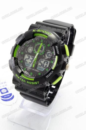 Купить Спортивные наручные часы Lasika K-Sport (код: 16630)