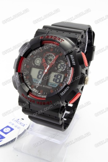 Купить Спортивные наручные часы Lasika K-Sport (код: 16632)