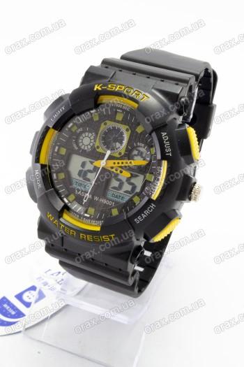 Купить Спортивные наручные часы Lasika K-Sport (код: 16633)