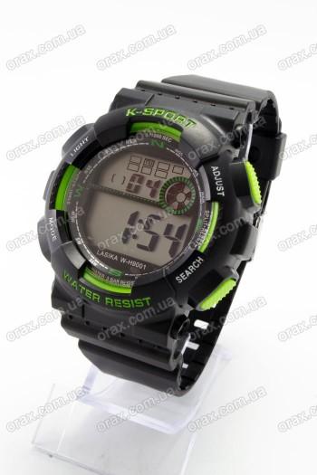 Купить Спортивные наручные часы Lasika K-Sport (код: 16637)