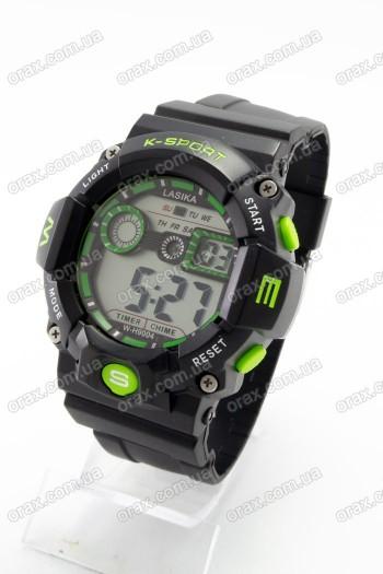 Купить Спортивные наручные часы Lasika K-Sport (код: 16641)