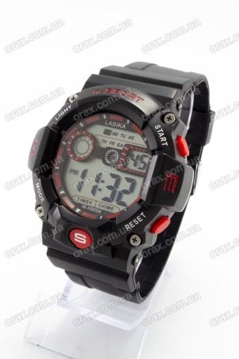 Купить Спортивные наручные часы Lasika K-Sport (код: 16643)