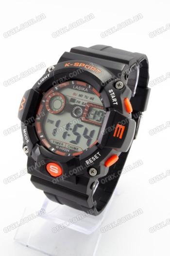 Купить Спортивные наручные часы Lasika K-Sport (код: 16644)