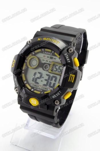 Купить Спортивные наручные часы Lasika K-Sport (код: 16645)