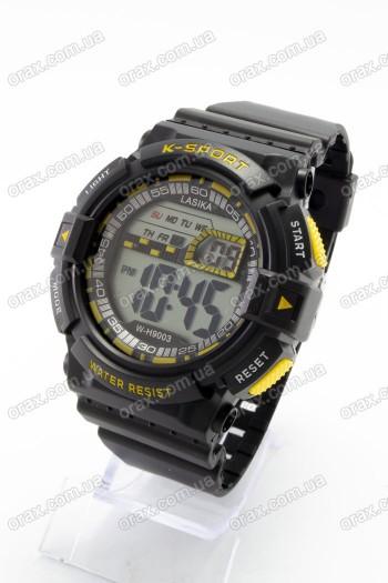 Купить Спортивные наручные часы Lasika K-Sport (код: 16647)