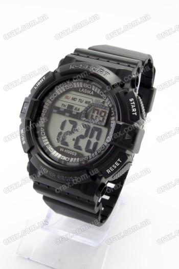 Купить Спортивные наручные часы Lasika K-Sport (код: 16648)