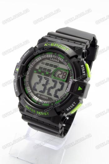 Купить Спортивные наручные часы Lasika K-Sport (код: 16649)