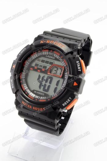 Купить Спортивные наручные часы Lasika K-Sport (код: 16651)