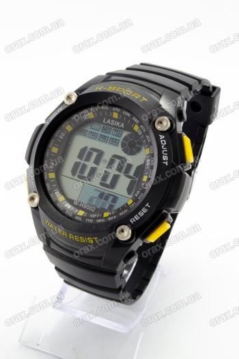 Купить Спортивные наручные часы Lasika K-Sport (код: 16652)