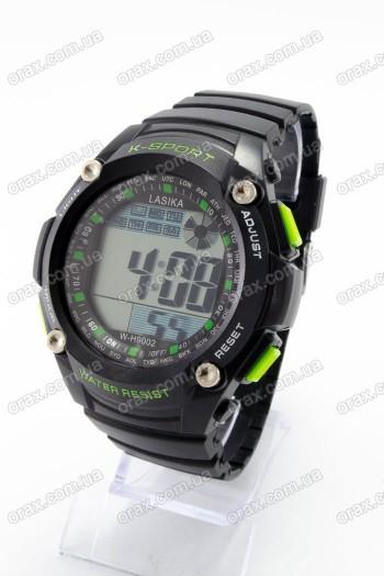 Купить Спортивные наручные часы Lasika K-Sport (код: 16654)