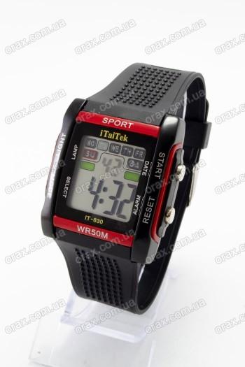 Купить Спортивные наручные часы iTaiTek Sport (код: 16665)