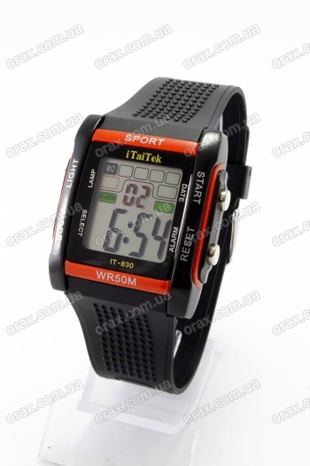 Купить Спортивные наручные часы iTaiTek Sport (код: 16666)