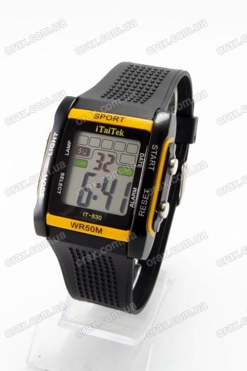 Купить Спортивные наручные часы iTaiTek Sport (код: 16667)