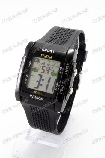 Купить Спортивные наручные часы iTaiTek Sport (код: 16669)
