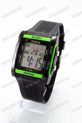 Купить Спортивные наручные часы iTaiTek Sport (код: 16670)