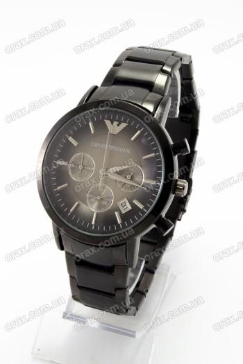 Купить Мужские наручные часы Emporio Armani (код: 16675)