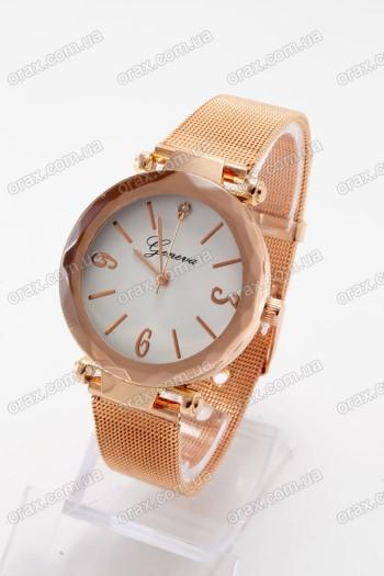 Купить Женские наручные часы Geneva (код: 16715)