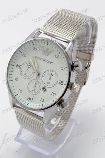 Купить Мужские наручные часы Emporio Armani (код: 16721)